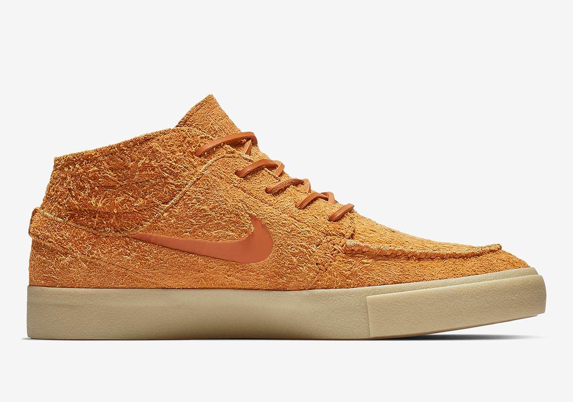 d62f4ad685e8c Nike SB Janoski Mid Crafted Orange Release Info