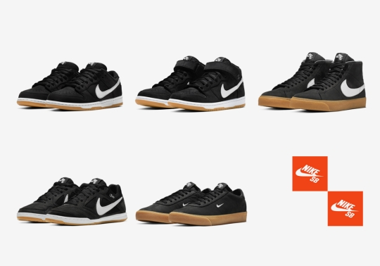 Full Store List For The Nike SB Orange Label Pack