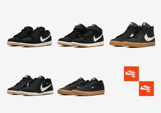 Full Store List For The Nike SB Orange Label Pack 59f318147