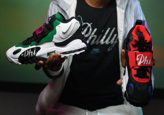 Nike And Foot Locker Celebrate Philly With Latest Home And Away Pack