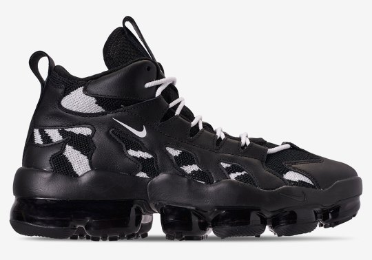 Nike's Eccentric Vapormax Gliese Is Coming Soon In Black