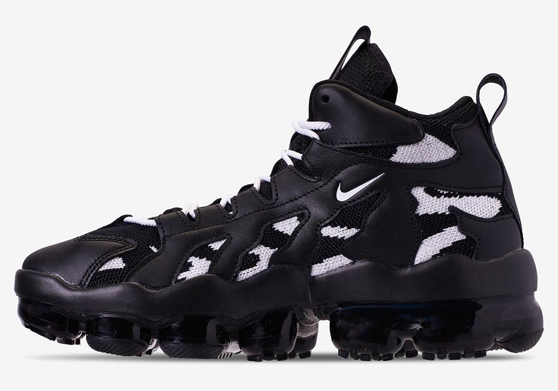 fc1d1ca5f4 Nike Vapormax Gliese Triple Black AO2445-001 Release Info ...