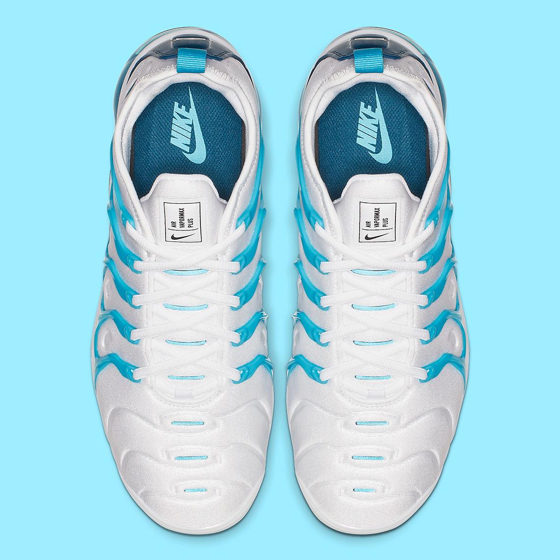 Nike Vapormax Plus 924453-104 Blue