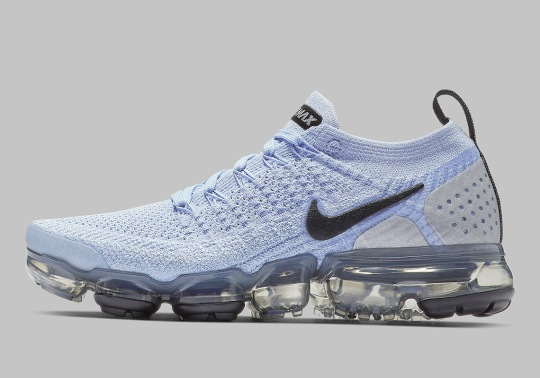 "Nike Vapormax Flyknit 2 ""Aluminum"" Is Available Now"