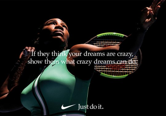 Nike's New 'Dream Crazier' Ad To Air During Oscars