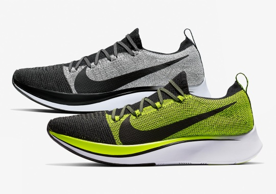 eb5b2867902ed Familiar Flyknit Colorways Appear On Nike Running s Zoom Fly
