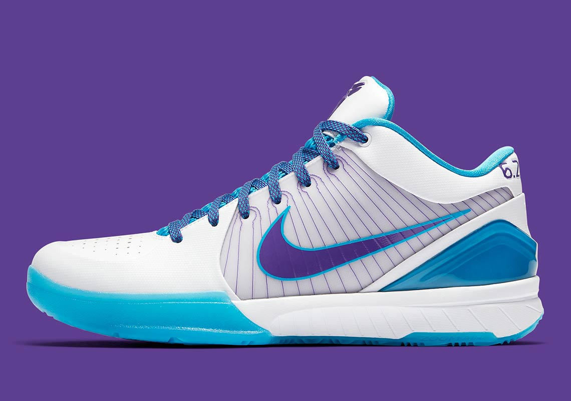 "competitive price 8f660 13bc3 The Full Story Behind The Nike Kobe 4 Protro ""Draft Day"""