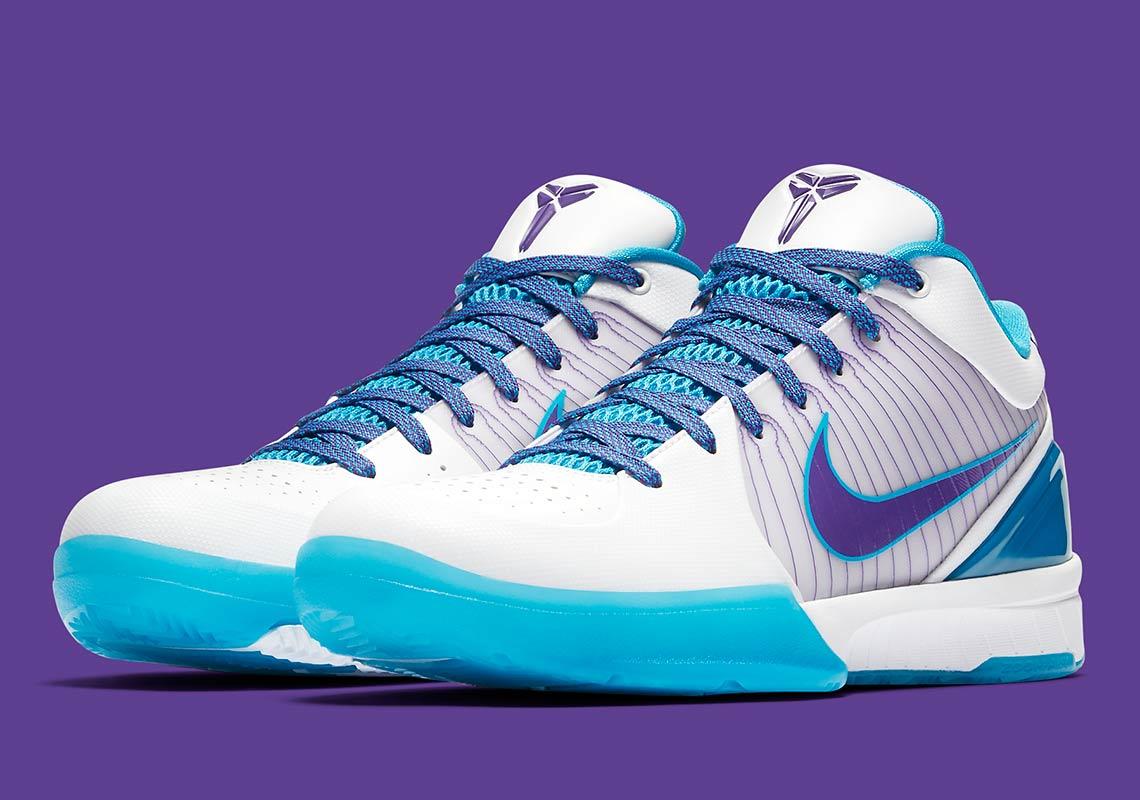 super popular e8c6e 03a0f Nike Zoom Kobe 4 Protro Draft Day Hornets Release Date  Snea