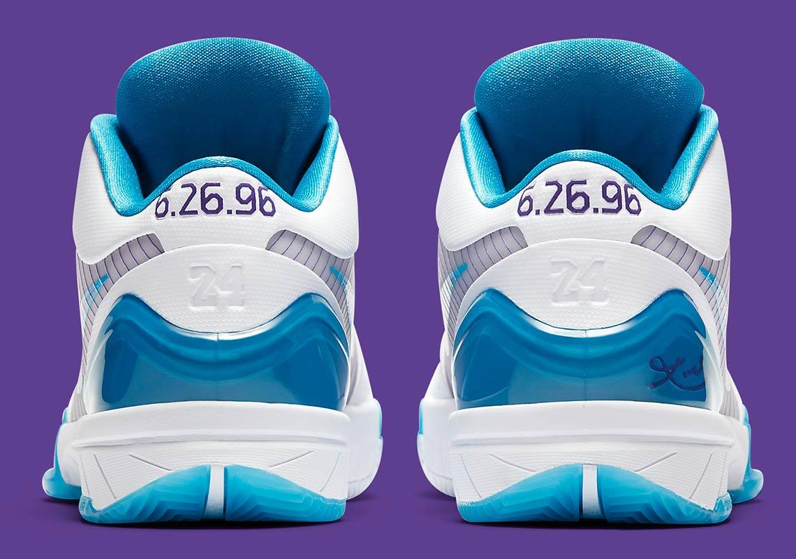 f3043057e57585 Nike Zoom Kobe 4 Protro Draft Day Hornets Release Date