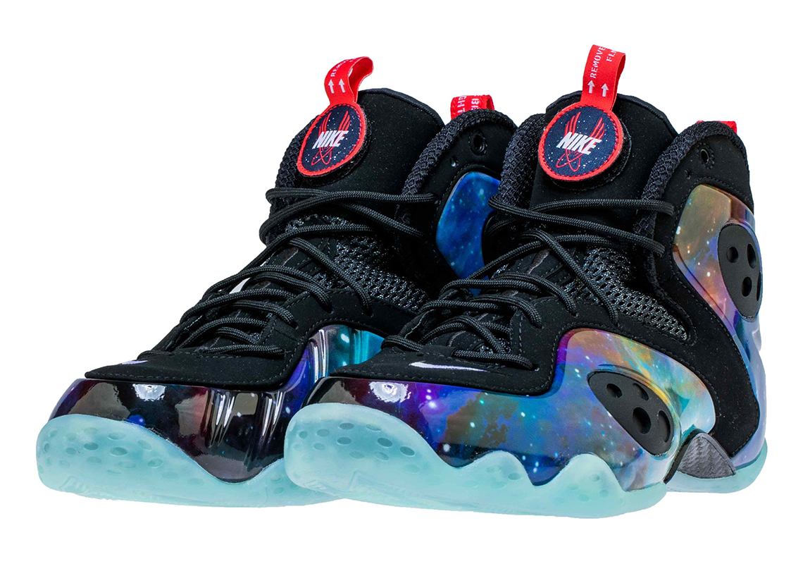 "a1acb9dbbea2f The Nike Zoom Rookie ""Galaxy"" Returns On February 22nd"