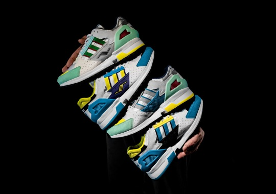Overkill's adidas ZX 10.000C Comes With A Third Mystery Shoe