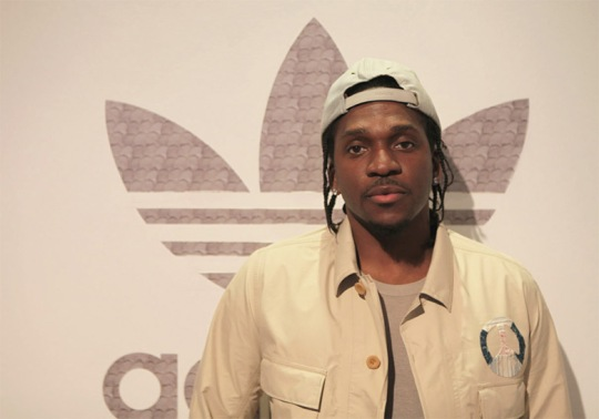Pusha-T And adidas Extend Partnership In 2019