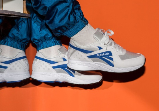 The Reebok Pyro From 1991 Returns Tomorrow In Two Vintage Colorways