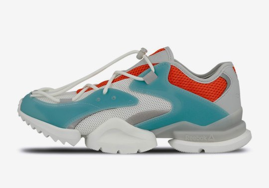The Reebok Run.r 96 Arrives In Colorful TPU Accents