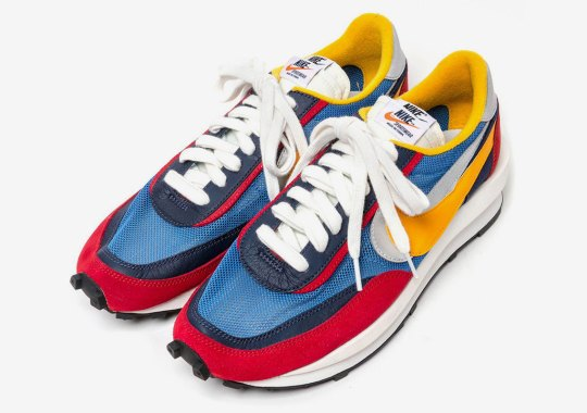 sacai Releases Its Nike LDV Waffle Collaboration Early