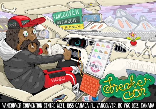 Sneaker Con Is Headed Up North For A Saturday In Vancouver