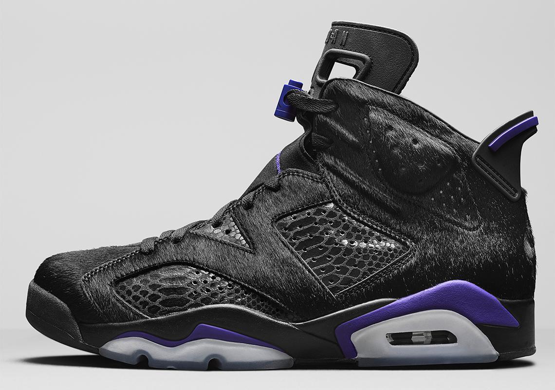 53c4a2c1de2 The Social Status x Air Jordan 6 Is Inspired By The Black Cat
