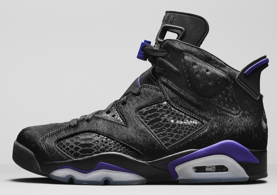 The Social Status x Air Jordan 6 Is Inspired By The Black Cat