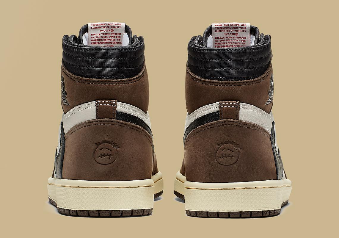 395adb425cf Travis Scott Jordan 1 Official Release Info And Photos | SneakerNews.com