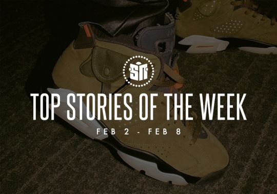 13 Can't Miss Sneaker News Headlines From February 2 To February 8