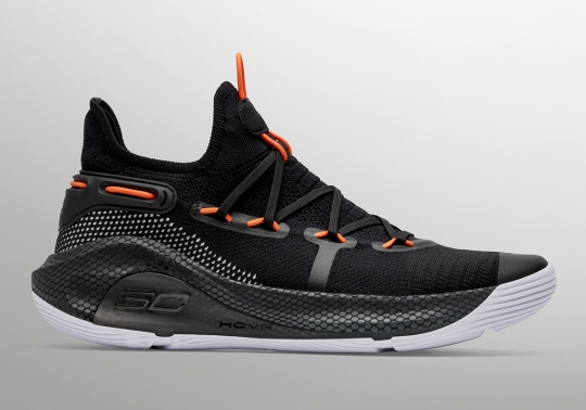 This UA Curry 6 Colorway Pays Homage To Oakland's Car Culture