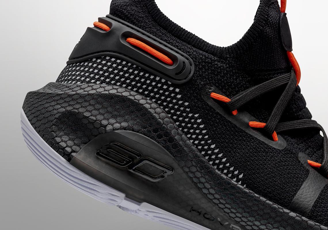 quality design 68dee 56581 UA Curry 6 Oakland Sideshow Black Orange Info | SneakerNews.com