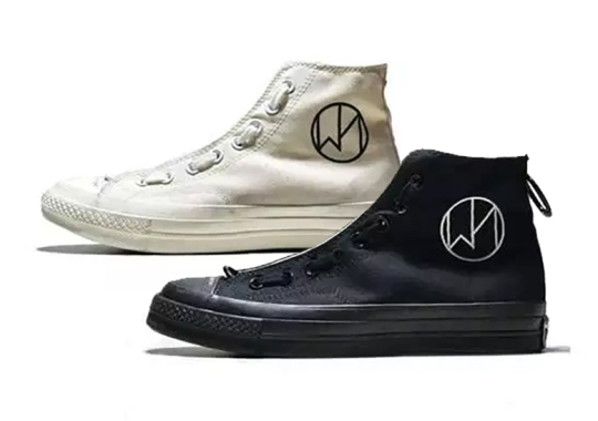 """UNDERCOVER And Converse To Drop The Chuck 70 """"New Warriors"""""""