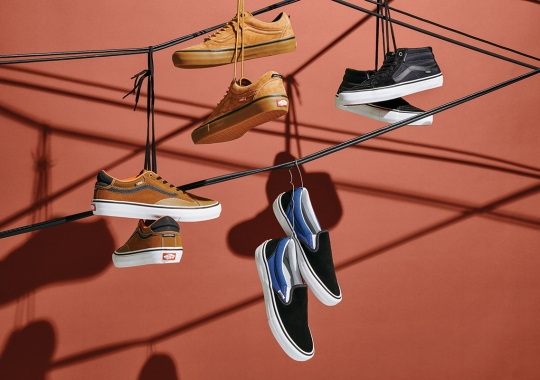 Vans And Antihero Celebrate Four Skate Icons With New Capsule Collection