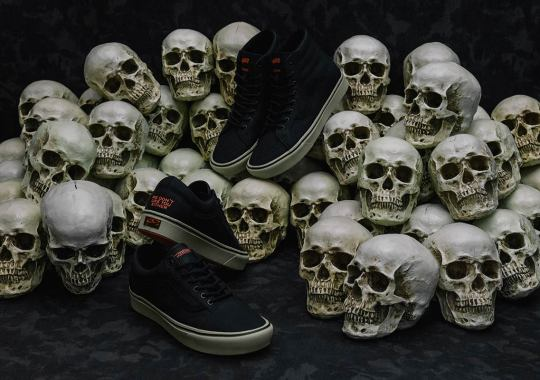 Vans Continues Their ComfyCush LX Project With The Darkside Initiative