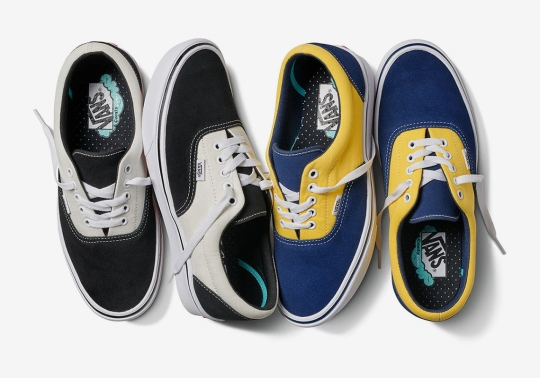 Vans Adds New ComfyCush Technology To The Classic Era