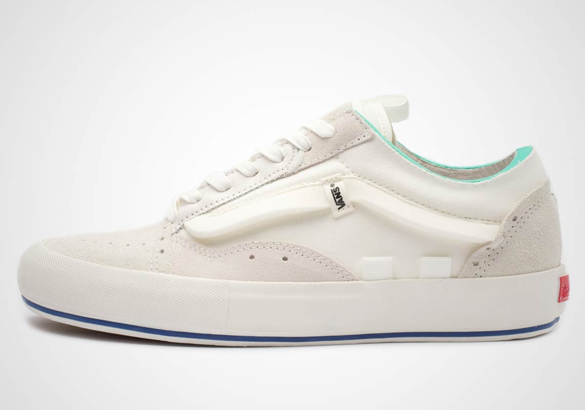 4f176dc953 Vans Old Skool LX Deconstructed Marshmallow Buying Guide ...