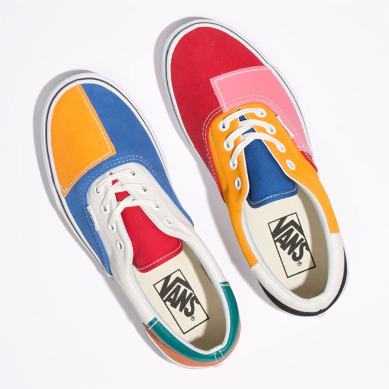 Vans Patchwork Era Arrives Just In Time For Spring