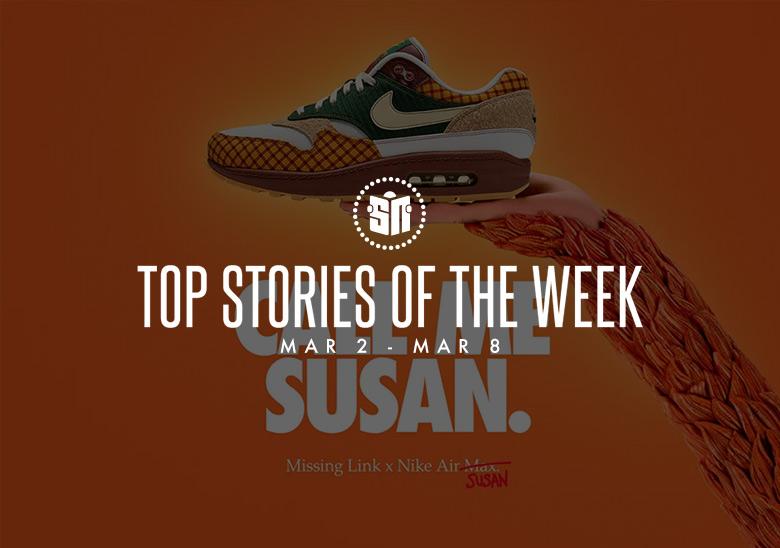 978b78412630 Sneaker News Updates March 8th