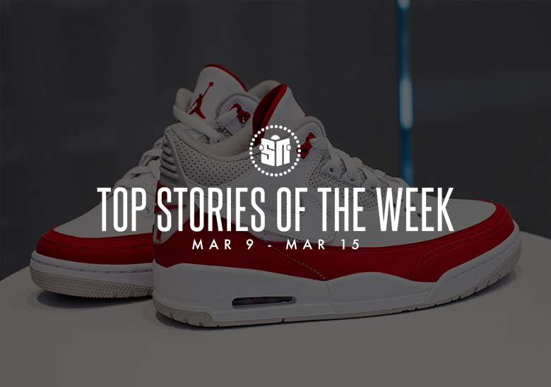 Sneaker News Updates March 15th, 2019 | SneakerNews com