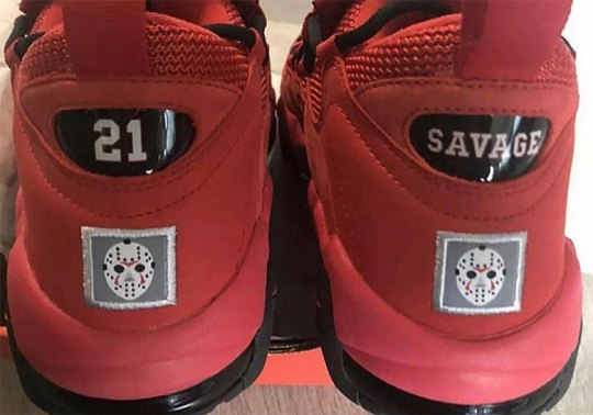 Does 21 Savage Have A Nike Collaboration In The Works?