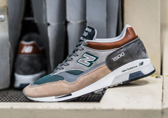 """43einhalb x New Balance 1500 """"The Trip"""" Coming In April"""