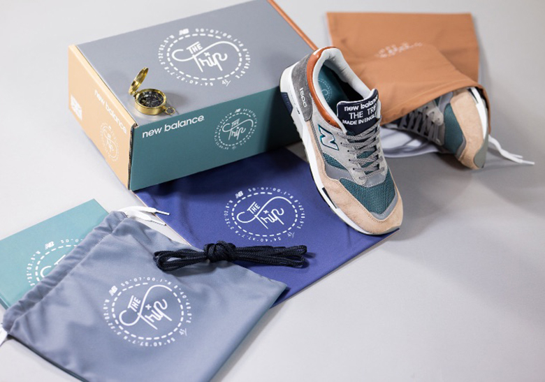 on sale 8c850 de821 43einhalb New Balance 1500 The Trip Release Info ...