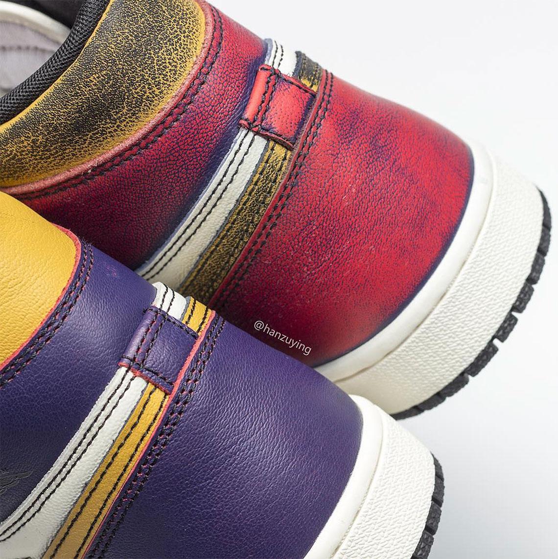 szeroki wybór unikalny design zakupy Air Jordan 1 SB Shoes - Lakers Bulls | SneakerNews.com
