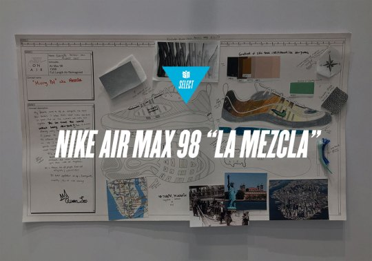 "Nike On Air Winner Gabrielle Serrano Discusses ""La Mezcla"""