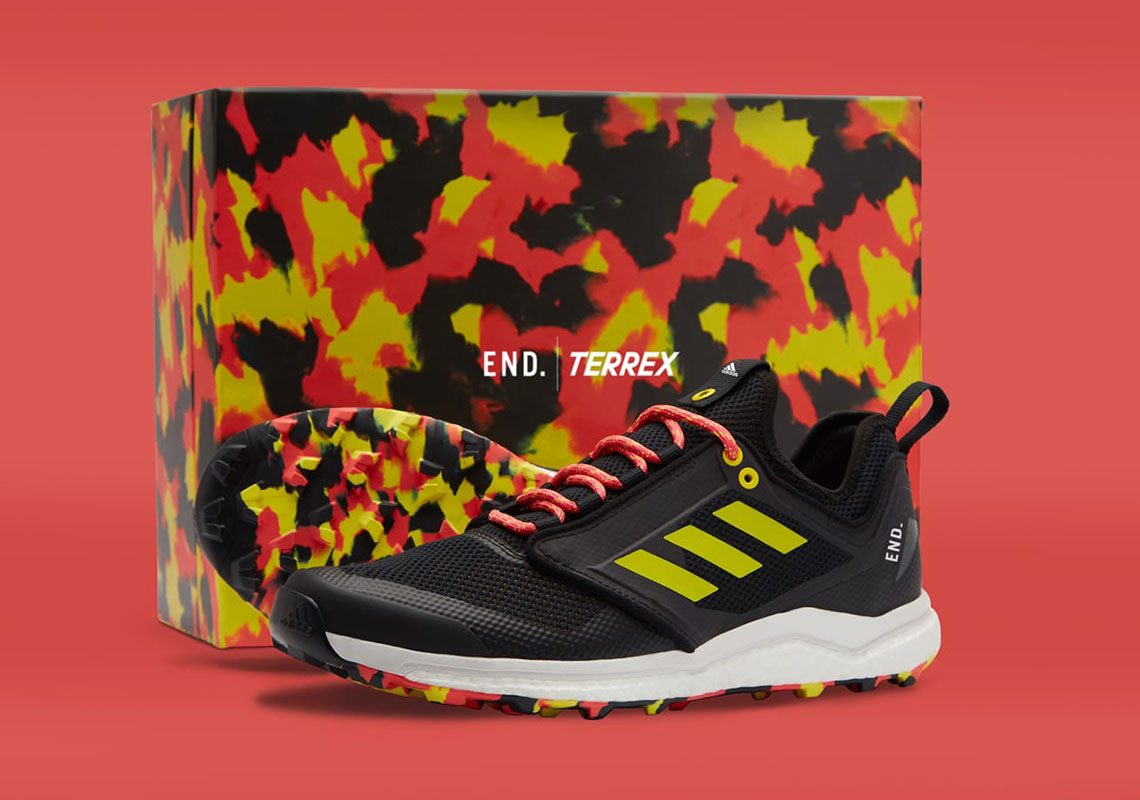 END adidas Terrex Agravic XT F35785 Release Info ...