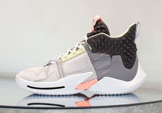 Jordan Reveals Four New Colorways Of Russell Westbrook's Why Not Zer0.2