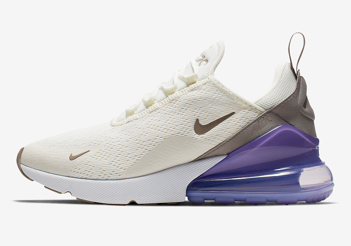 buy popular 24dfc 64a79 Nike Air Max 270 WMNS Lilac AH6789 107 Release Info   SneakerNews.com