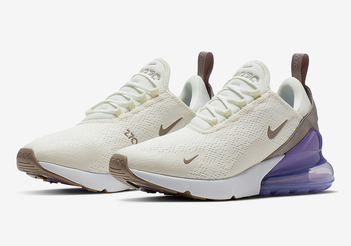 "new style ea02e 1e290 The Women s Nike Air Max 270 ""Lilac"" Is Coming Soon"
