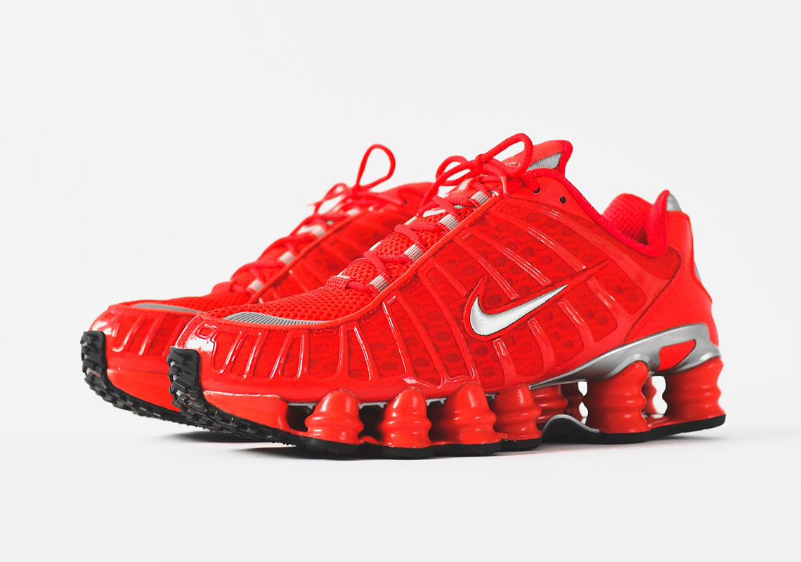 the best attitude 70774 a46de The Nike Shox TL From 2003 Finally Returns To Stores