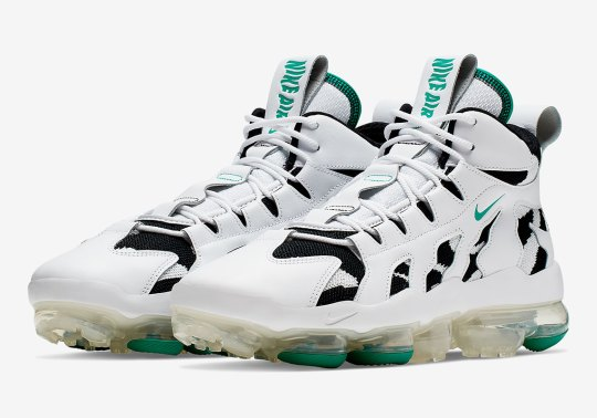 The Nike Vapormax Gliese Mixes In Luxurious Green Tones