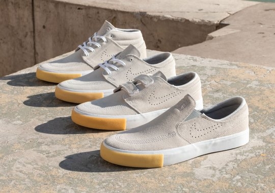 Nike SB Celebrates 10th Anniversary Of Stefan Janoski's Shoe With Remastered Collection