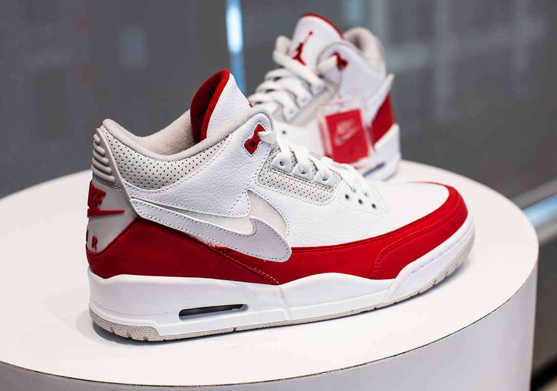 low priced 4e9df 39a01 Air Jordan 3 Tinker Air Max Day Release Date | SneakerNews.com