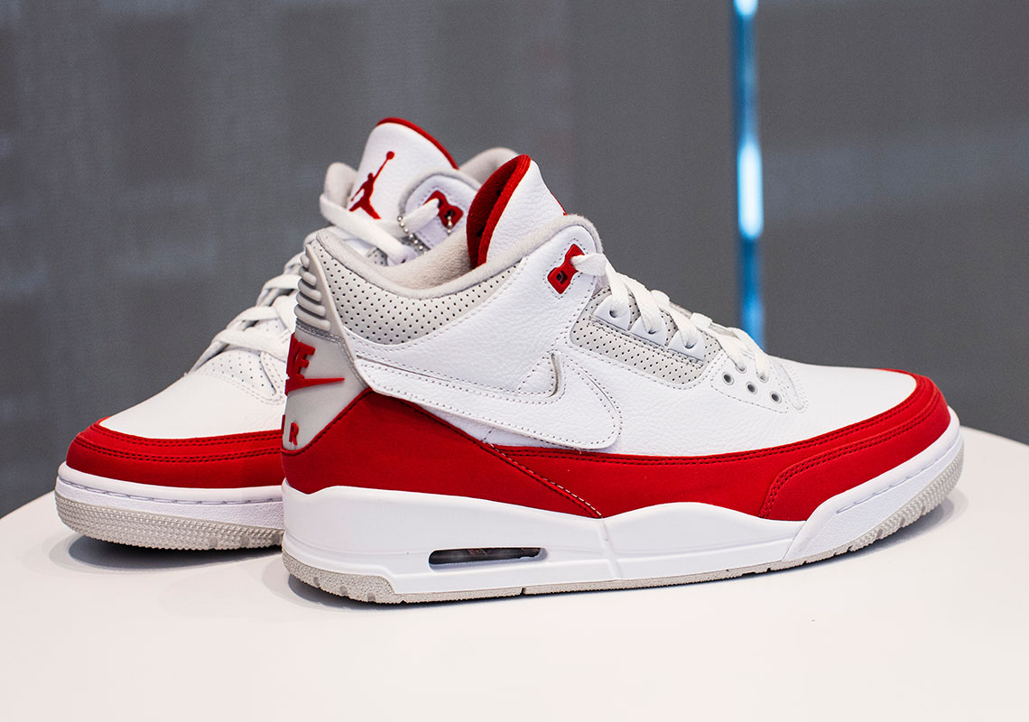 low priced a4e3f 40ef3 Air Jordan 3 Tinker Air Max Day Release Date | SneakerNews.com
