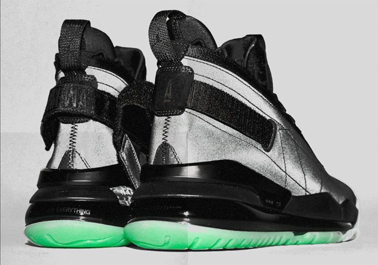 sports shoes 9f34a 31e77 A Ma Maniere Jordan Proto Max 720 Atlanta Night   SneakerNews.com