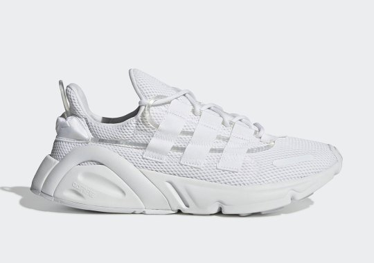 The adidas Originals LXCON Is Coming In Triple White